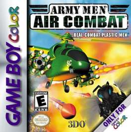 Army Men Air Combat - Game Boy Color - Used