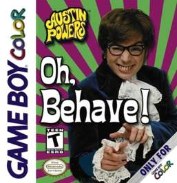 Austin Powers: Oh Behave! - Game Boy Color - Used