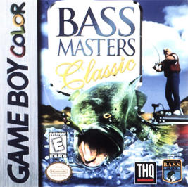 Bassmasters Classic - Game Boy Color - Used