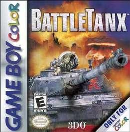 BattleTanx - Game Boy Color - Used