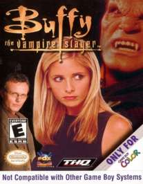 Buffy the Vampire Slayer - Game Boy Color - Used