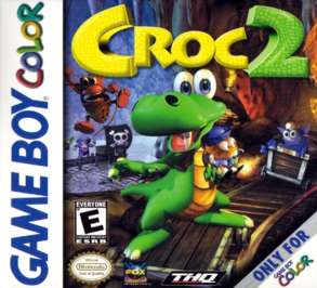 Croc 2 - Game Boy Color - Used