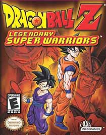 Dragon Ball Z: Legendary Super Warriors - Game Boy Color - Used
