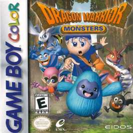 Dragon Warrior Monsters - Game Boy Color - Used