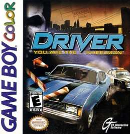Driver - Game Boy Color - Used