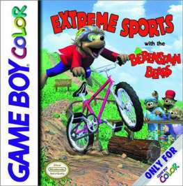 Extreme Sports with The Berenstain Bears - Game Boy Color - Used