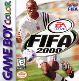 FIFA 2000 - Game Boy Color - Used