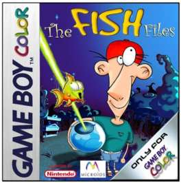 Fish Files - Game Boy Color - Used