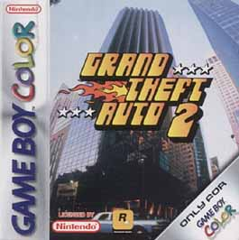 Grand Theft Auto II - Game Boy Color - Used