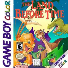 Land Before Time - Game Boy Color - Used