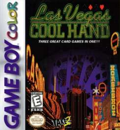 Las Vegas Cool Hand - Game Boy Color - Used