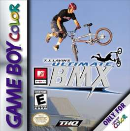 MTV Sports: T.J. Lavin's Ultimate BMX - Game Boy Color - Used
