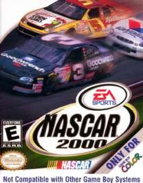 NASCAR 2000 - Game Boy Color - Used