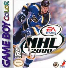 NHL 2000 - Game Boy Color - Used