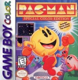 Pac-Man: Special Color Edition - Game Boy Color - Used
