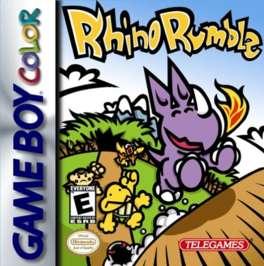 Rhino Rumble - Game Boy Color - Used