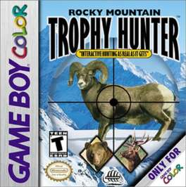 Rocky Mountain Trophy Hunter - Game Boy Color - Used
