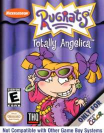 Rugrats: Totally Angelica - Game Boy Color - Used
