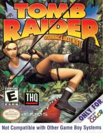 Tomb Raider - Game Boy Color - Used