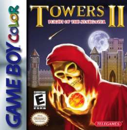 Towers II: Plight of the Stargazer - Game Boy Color - Used