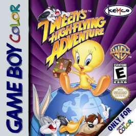 Tweety's High-Flying Adventure - Game Boy Color - Used