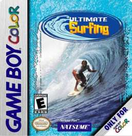 Ultimate Surfing - Game Boy Color - Used