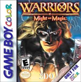 Warriors of Might and Magic - Game Boy Color - Used