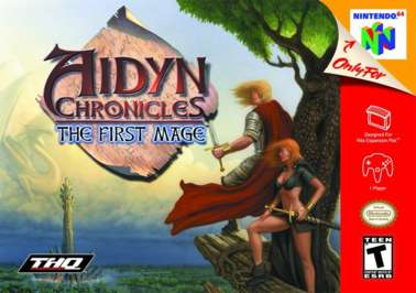 Aidyn Chronicles: The First Mage - N64 - Used