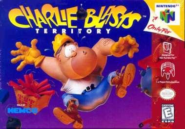 Charlie Blast's Territory - N64 - Used
