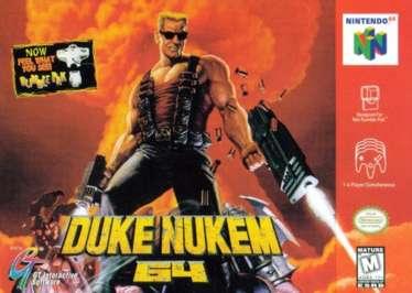 Duke Nukem 64 - N64 - Used