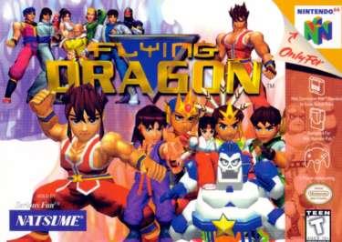 Flying Dragon - N64 - Used