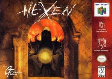 Hexen - N64 - Used