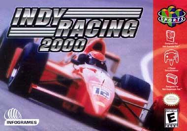 Indy Racing 2000 - N64 - Used