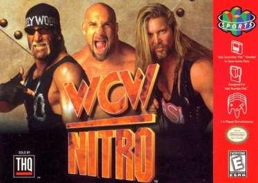 WCW Nitro - N64 - Used