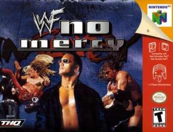 WWF No Mercy - N64 - Used