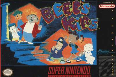 Bebe's Kids - SNES - Used
