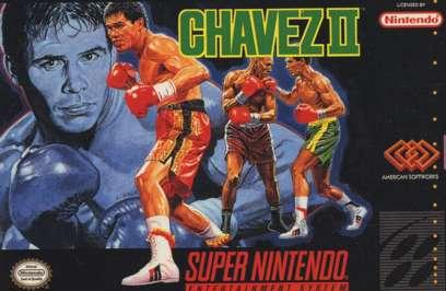 Chavez Boxing II - SNES - Used