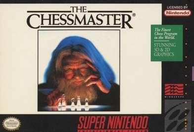 Chessmaster - SNES - Used