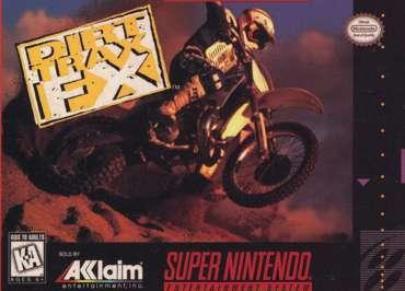 Dirt Trax FX - SNES - Used