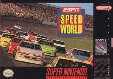 ESPN Speed World - SNES - Used