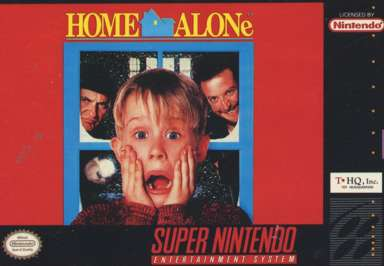 Home Alone - SNES - Used