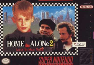 Home Alone 2: Lost in New York - SNES - Used