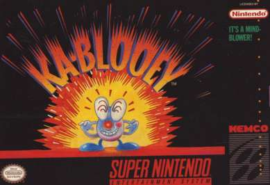Ka-Blooey - SNES - Used