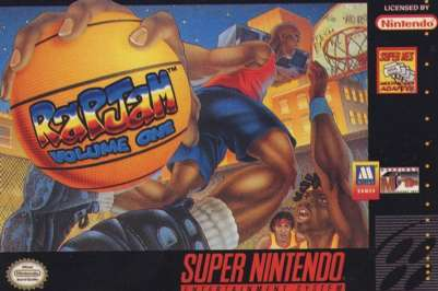 RapJam: Volume One - SNES - Used
