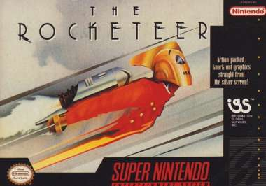 Rocketeer - SNES - Used