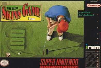 Skins Game - SNES - Used