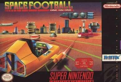 Space Football - SNES - Used