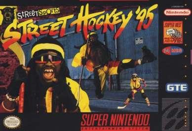 Street Hockey 95 - SNES - Used
