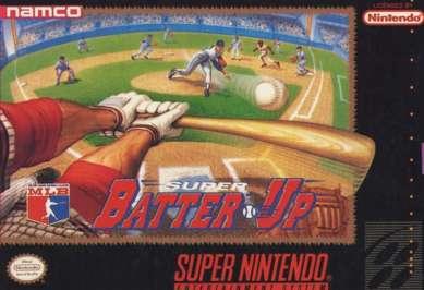 Super Batter Up - SNES - Used