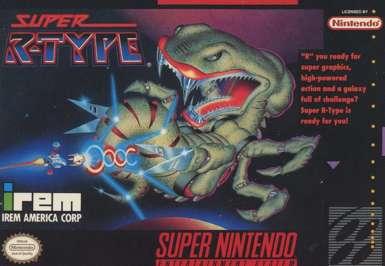Super R-Type - SNES - Used